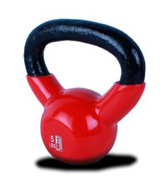 New MTN 5 lbs (1pc) Vinyl Coated Cast Iron Kettlebell (Kettle Bell) - Lowest Price, Fastest Priority Shipment http://adjustabledumbbell.info/product/new-mtn-5-lbs-1pc-vinyl-coated-cast-iron-kettlebell-kettle-bell-lowest-price-fastest-priority-shipment/