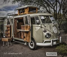 VW Bus - VW  Camper/Bus Volkswagen Bus, Vw Camper, Hippie Camper, Vw T1, Vw Hippie Van, Vw Kombi Van, Volkswagen Beetles, Wolkswagen Van, Kombi Trailer