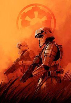 deux pixels : Star Wars – Star Wars Stormtroopers – Ideas of Star Wars Stormtroo… Star Wars Clones, Star Wars Clone Wars, Rpg Star Wars, Nave Star Wars, Star Wars Droids, Star Wars Rebels, Star Wars Fan Art, Star Wars Concept Art, Wallpaper Darth Vader