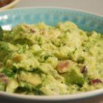 Avokádókrém (guacamole)