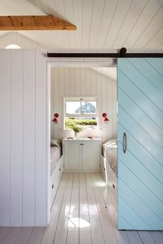 """A Shipshape Cape Cod Cottage Inspired by Wes Anderson's """"The Life Aquatic"""" - Remodelista"""
