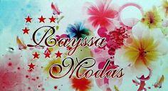 Eu recomendo Rayssa Modas- Setor Central, #Formoso, #Goiás, #Brasil