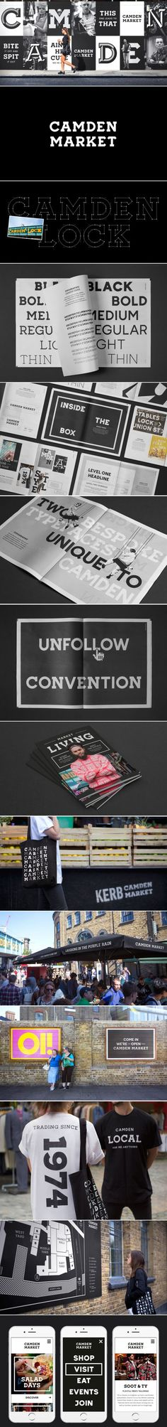 Presentation Design Inspiration, Simple layout for PowerPoint