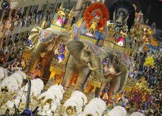 Carnivale- Rio de Janeiro