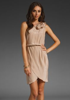 gorgeous dress for Cassie's wedding. $193, so I would need to buy some cheap shoes.
