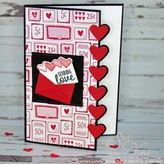 Miss Pinks Craft Spot: Gallery of Love | International Project Highlights