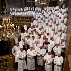 chefs étoilés