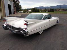 1959 Cadillac Coupe de Ville. Gorgeous!