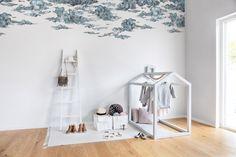 Hey,+look+at+this+wallpaper+from+Rebel+Walls,+Cotton+Skies!+#rebelwalls+#wallpaper+#wallmurals