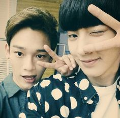 Chen & Chanyeol