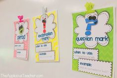 Sentence Practice - The Applicious Teacher