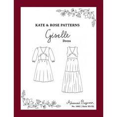 Giselle Dress - Kate & Rose
