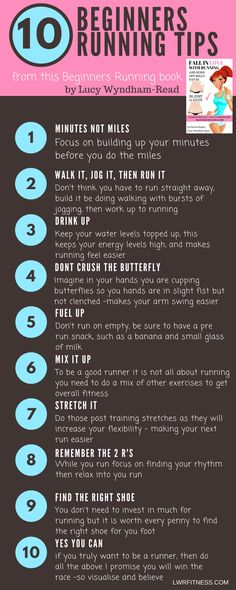 RUNNING TIPS FOR BEGINNERS - The 10 Golden Rules .....Lucy xx http://www.lwrfitness.com/ebook/running-book/