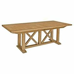 Shop for Pennsylvania House Village Rectangular Table, and other Dining Room Dining Tables at Greenbaum Home Furnishings in Bellevue, WA. Two 18 Inch Leaves Extends To 116 Inch. Hudson Furniture, Dining Room Furniture, Dining Room Table, Dining Set, Dining Bench, Home Furniture, Trestle Table, Wood Tables, Table Desk