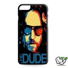 Big Lebowski The Dude iPhone 6 Plus Case | iPhone 6S Plus Case