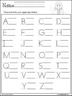 Letter M Discover A Z Writing Worksheets A Z Writing Worksheets Letter Writing Worksheets, Alphabet Writing Practice, Alphabet Worksheets, Preschool Worksheets, Tracing Worksheets, Vocabulary Activities, Preschool Writing, Preschool Letters, Upper And Lowercase Letters