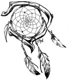 Dreamcatcher Tattoo By Cynthiafranca D Evti | Tattooblr – Best Tattoos