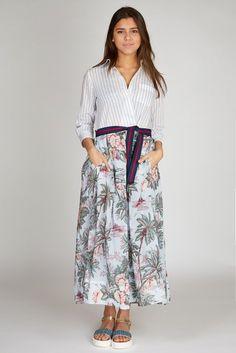 floral dress gucci style #shirtaporter #flowerpower #stylish dress