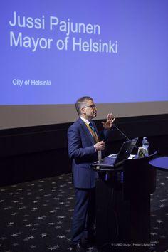 Smart City Seminar Tuesday Smart City, Helsinki, Speakers, Tuesday, Loudspeaker