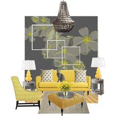 Plumerias Love, created by #tinyturtle73 on #polyvore. interior design