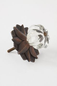 Galaxy Knob, Large - anthropologie.com FOR DINING ROOM SIDE OF CABINETRY.