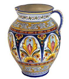 Large-Majolica-Jar-100038_medium.jpg (304×350)