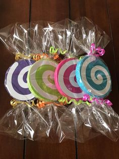 Your place to buy and sell all things handmade Candy Birthday Party Decorations Set of 4 double sided. Gingerbread Christmas Decor, Candy Land Christmas, Candy Christmas Decorations, Christmas Crafts, Candy Theme Decorations, Etsy Christmas, Christmas Birthday, Xmas, Candy Theme Birthday Party