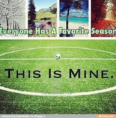 soccer is life♥