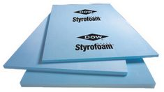 Blue foam board: This foam board, made by Dow, comes in x lightweight sheets found in the construction end of home improvement stores. It makes excellent insulation for hot or cold between the whelping box and the floor. Dog Whelping Box, Whelping Puppies, Polystyrene Insulation, Rigid Foam Insulation, Welping Box, Puppy Room, Puppy Nursery, Puppy Pens, Pregnant Dog