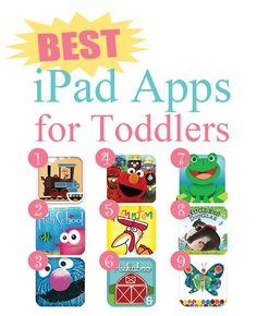 best toddler apps @ in-the-cornerin-the-corner