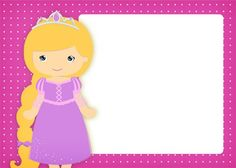 Convite Princesa Loira 6