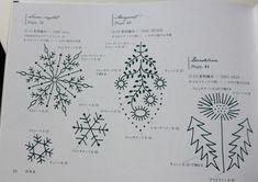 yumiko higuchi patterns