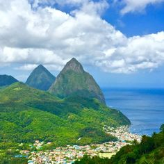 Soufriere St. Lucia