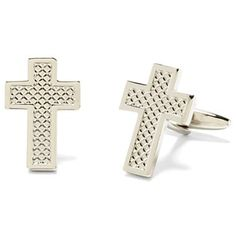 Ruffini Cross Cuff Links - jcpenney