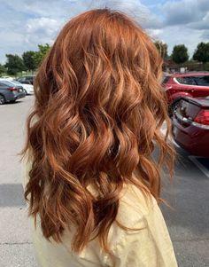 Rich copper hair color # auburn hair copper 60 fresh spring hair colors …, re … - Modern Ginger Hair Color, Ginger Hair Dyed, Spring Hairstyles, Halloween Hairstyles, School Hairstyles, Prom Hairstyles, Natural Hairstyles, Easy Hairstyles, Redhead Hairstyles