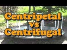 Centrifugal Force Does NOT Exist!! - YouTube