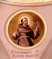 Los propósitos de san Leonardo de Porto Mauricio
