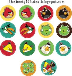 angry+birds+printable+cupcake+topper.png (1134×1192)