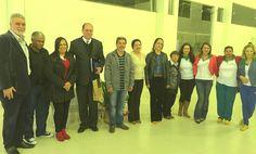 Folha do Sul - Blog do Paulão no ar desde 15/4/2012: FÉ E POLÍTICA EM AÇÃO