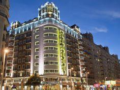 Hotel Emperador in Madrid