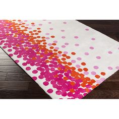 Found it at Wayfair.ca - Abigail Hot Pink/Carnation Area Rug