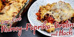 Kidney-Paprika-Gratin Rezept