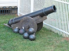Can do a DIY cannon - foamboard, concrete tube, and Christmas balls...Could be fun for party decor...