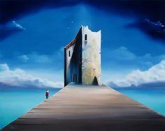 """Memories Lost - David Fedeli 24""""x30"""" Oil on Canvas"""