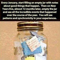 Got my jar ready to go!