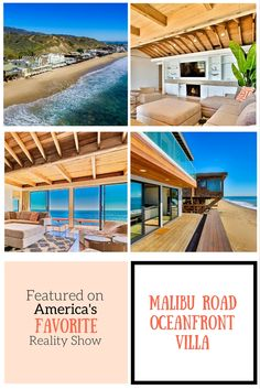 Enjoy An Unforgettable Getaway In This Gorgeous Malibu Mansion. Jojo  Fletcher And Jordan Rodgers From