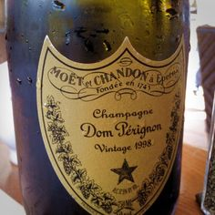 1998 Dom Perignon @