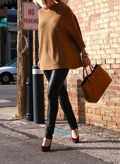 New outfit post--Camel Color