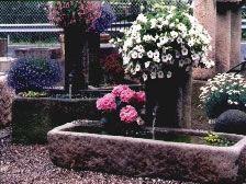 Antiquitäten Bodo Peters - Alte Brunnen, Tröge, Säulen, Figuren, Gartendekorationen