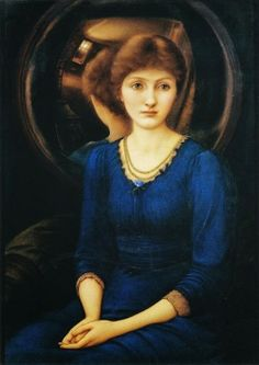 Edward Burne-Jones, Portrait of Margaret Burne-Jones